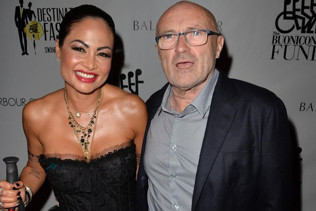 phil-collins-and-orianne-collins