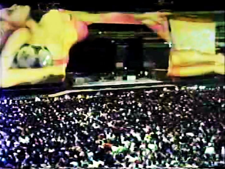 Rod Stewart Queretaro 1989