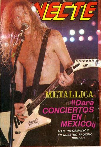 Conecte Metallica